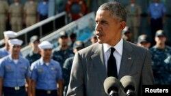 Başkan Barack Obama Asya ziyaretine Filipinler'den başladı