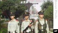 孙文广建议取消庆典 锄奸队发出死亡威胁