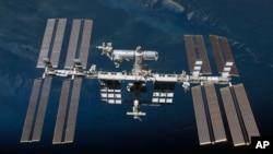 Awak stasiun antariksa internasional (ISS) mendapat kiriman hampir tiga ton makanan, bahan bakar dan pasokan hari Minggu 28/7 (foto: dok).
