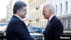 AQSh vitse-prezidenti Kiyevda