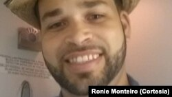 Ronie Monteiro, imigrante cabo-verdiano