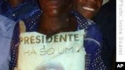 Dhlakama: Moçambique Não tem uma Polícia Nacional