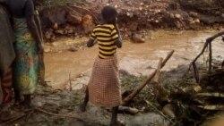 Imvura y'Isegenya Yahitanye Abarenga 25 mu Burundi