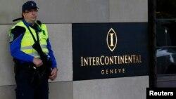 Встреча пройдет в отеле «Intercontinental»