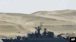 تمرینات نظامی در ایران