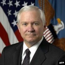 美国国防部长盖茨(资料照片)