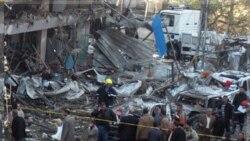 انفجارهای چندگانه در عراق
