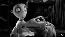 Кадр из фильма «Франкенвини». Courtesy Disney Enterprises