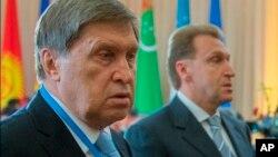 Trợ lý về chính sách ngoại giao của Điện Kremlin Yuri Ushakov.
