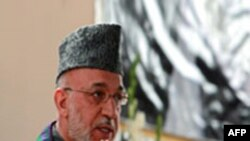 Həmid Karzay türmən həmkarı Qurbanqulu Berdiməhəmmədovla görüşüb