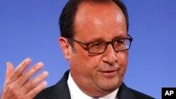 Shugaban Faransa Francois Hollande