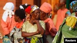 Perempuan-perempuan di Mpandhula, Malawi. (Foto: Dok)