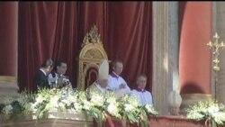 2012-04-08 粵語新聞: 教宗在復活節致辭中呼籲敘利亞和平