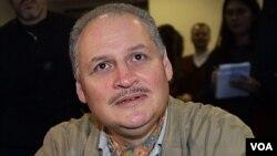 """""""Carlos el Chacal"""", cuyo nombre real es Ilich Ramírez Sánchez, de 67 años, dice que es inocente de los cargos en su contra."""