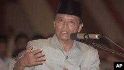 Ahmad Syafii Maarif dari Muhammadiyah turut mendesak Presiden Susilo Bambang Yudhoyono bersikap tegas dalam mengatasi kasus intoleransi di Indonesia. (Foto: Dok)