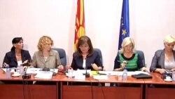 Projekt-ligji për ish-pjesëtarët e forcave qeveritare maqedonase