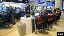 Los operadores financieros observan con atención la evolución del mercado del empleo.