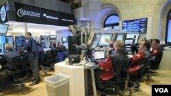 Temores sobre el futuro financiero de Europa habrían contagiado el mercado estadounidense.