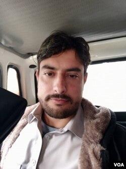 اياز احمد حال ہی میں ووہان سے موسمِ سرما کی چھٹياں گزارنے پاکستان آئے ہيں۔