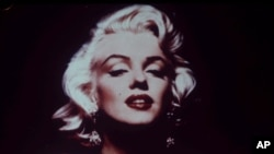 Some of the late actress Marilyn Monroe's possessions go on the auction block in November in Los Angeles, California.