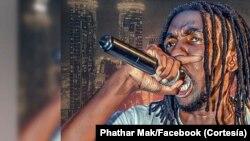 Phathar Mak, cantor angolano