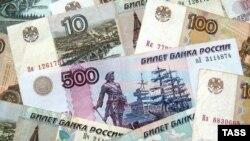 ربل روسی نیز بهای خود را در برابر ارز های خارجی از دست داده است