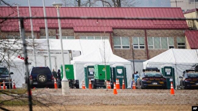 Autoritetet duke ngritur një qendër të re testimi në Staten Island, Nju Jork