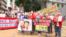 Демонстрація на підтримку Лю Сяобо