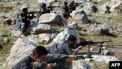 عکس آرشیوی - اعضای حزب حیات آزاد کردستان، پژاک