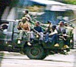 Former Liberian rebels
