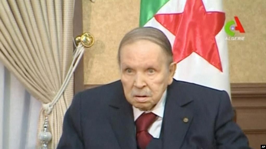 Ông Abdelaziz Bouteflika đã cầm quyền ở Algeria kể từ năm 1999