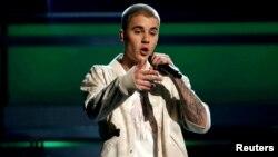 ARCHIVO: Justin Bieber en los Billboard Awards 2016 en Las Vegas, Nevada, el 22 de mayo de 2016. REUTERS / Mario Anzuoni.