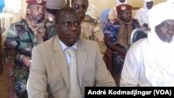 Les autorités administratives, judiciaires et militaires de la région de l'Ennedi-Est (Amdjarass) en formation sur la protection des réfugiés soudanais.