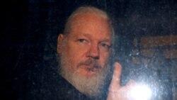 VOA: EE.UU. acusa a Assange de publicar información confidencial