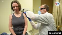 Vaccine testing for COVID-19 in U.S.
