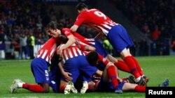 Atletico Madrid wace ta lashe kofin gasar La Liga