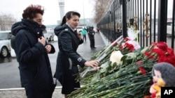 Russian Plane Crash Kills 50