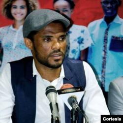 Daniel Pires, promotor cultural e empreendedor em Angola