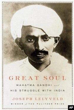 گاندھی پر ہم جنس پرستی کاالزام, بھارت میں کتاب پر پابندی
