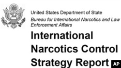 US Report Highlights Global Aspect, Threat of Drug Trade