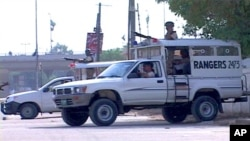 کراچی میں ہلاکتوں کے بعد کشیدگی