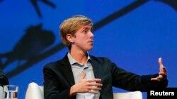 Chris Hughes, co-fondateur de Facebook