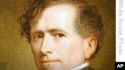 建国史话(80): 皮尔斯当选美国第14位总统