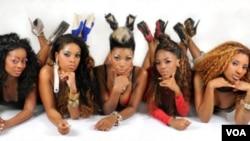 grupo musical angolano Afrikanas