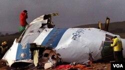 En el atentado perdieron la vida 259 pasajeros y tripulantes, y 11 personas más que estaban en tierra.