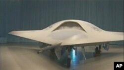 Prva Boeingova bespilotna letjelica Phantom Ray