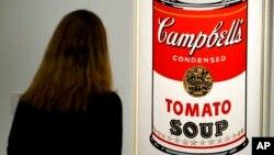 """""""El Príncipe del Pop Art convirtió una lata de sopa en un tesoro de museo"""", escribió el New York Post, cuando Andy Warhol murió en 1987."""