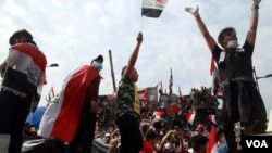 伊拉克抗议活动 Anti-government Protests Escalate in Iraq