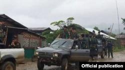 Pemberontak etnis Kachin kembali terlibat pertempuran dengan pasukan pemerintah Myanmar (foto: dok).