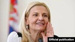 Tanja Miščević, šefica pregovaračkog tima Srbije (Arhiva)